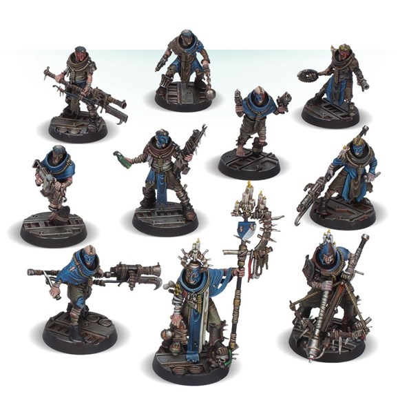 New Necromunda and Age of Sigmar Releases Available to Order From