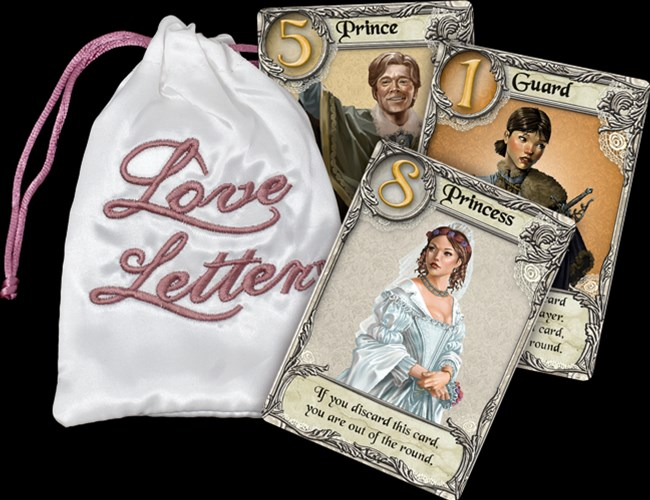 Z Man Games Taking Orders For Love Letter Wedding Edition