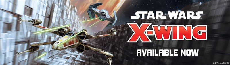 X-Wing Miniatures Game 2nd Edition Now Available - Tabletop