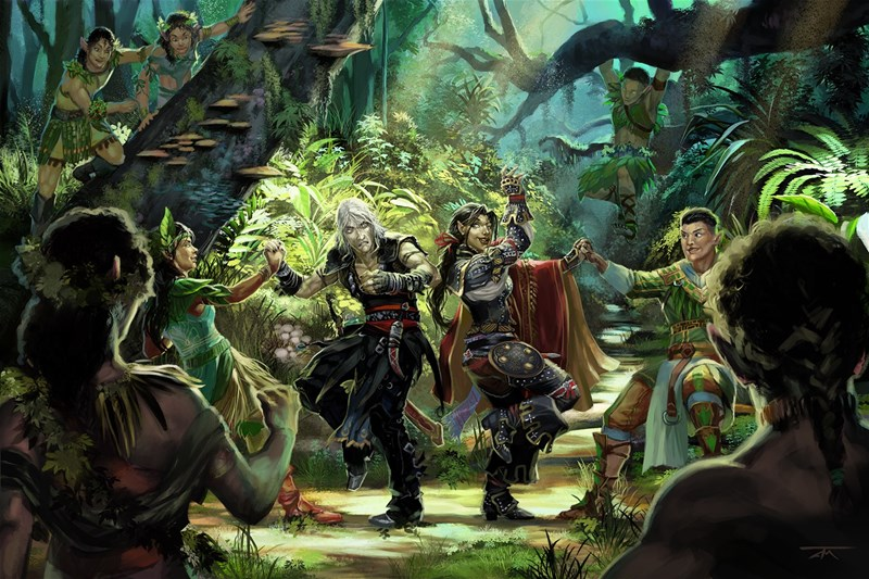 Pathfinder Player Companion: Heroes From the Fringe Now
