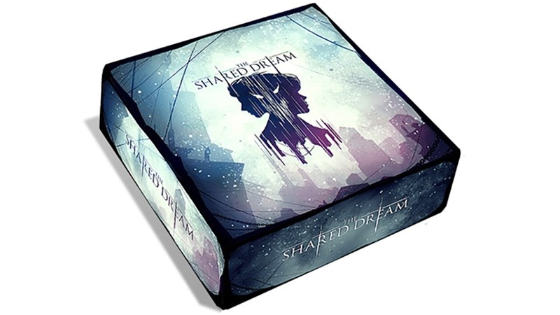 The Shared Dream Board Game + Expansion Up On Kickstarter