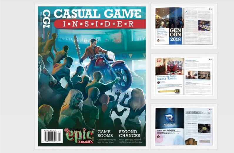 Latest Issue of Casual Game Insider Now Available