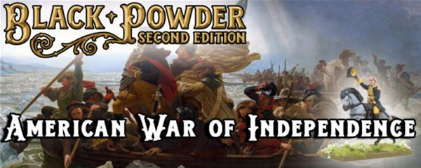 Warlord Games Shows American War for Independence in Black