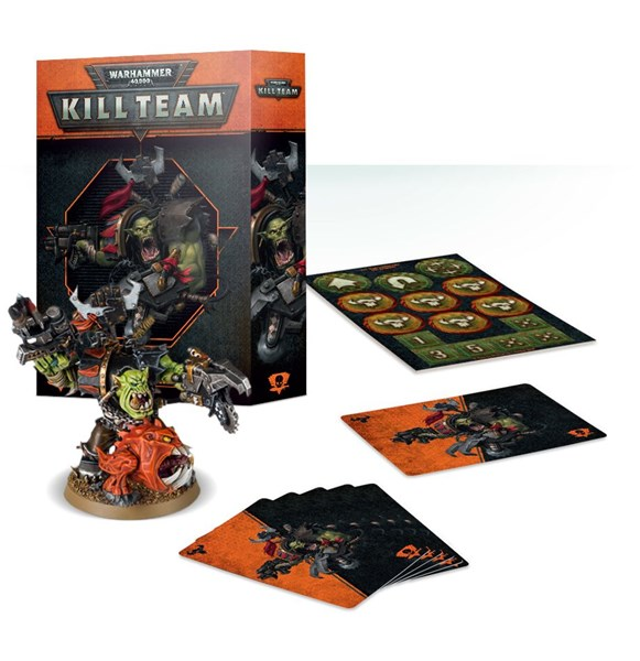 New Kill Team: Commanders Expansion Available To Order