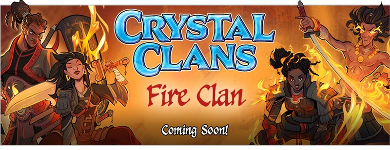 Plaid Hat Posts Fire Clan Preview for Crystal Clans
