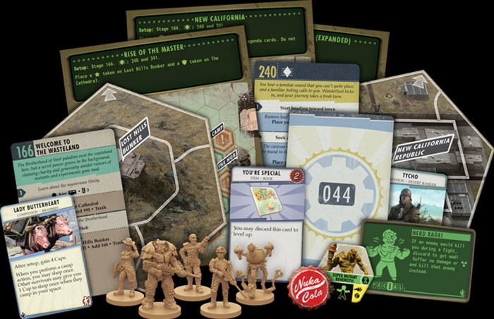 Fallout: New California Now Available - Tabletop Gaming News