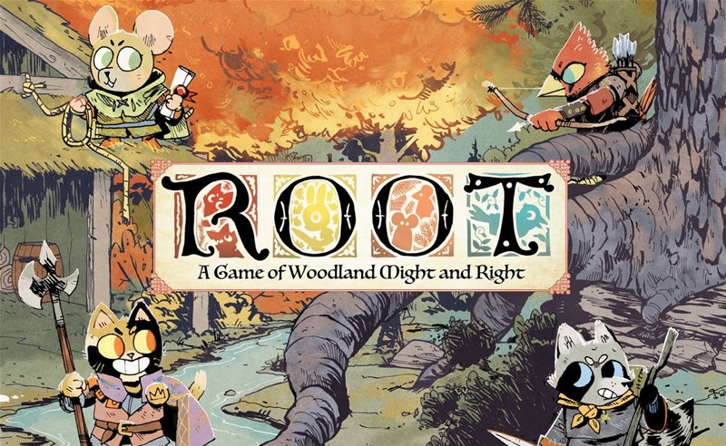 Magpie Games to Create Root: A Game of Woodland Might and Right RPG