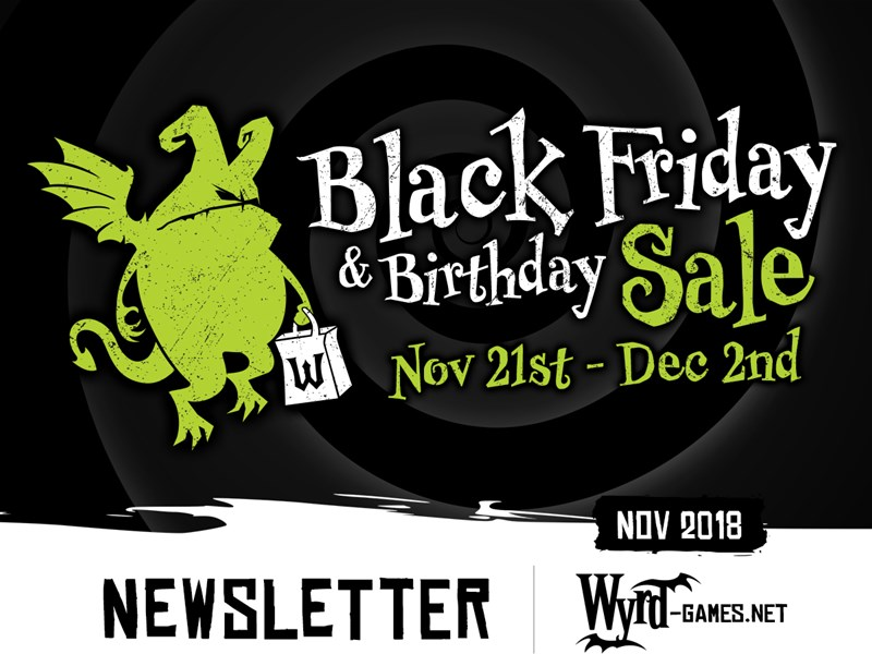 Wyrd Posts Black Friday Sale Preview Tabletop Gaming News Tgn