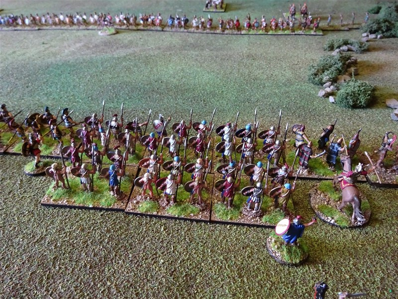 Grand Manoeuvre Releases Storm of Spears Hoplite Rules