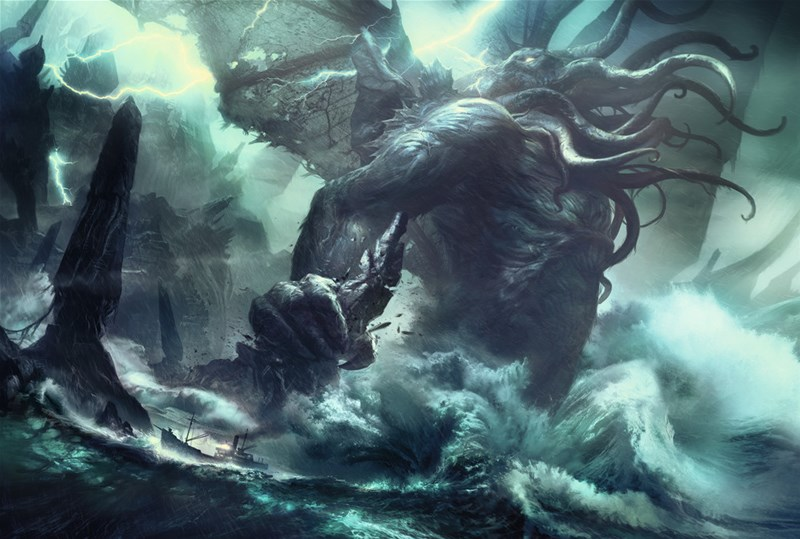 Free League Publishing Announces Illustrated Call of Cthulhu Kickstarter