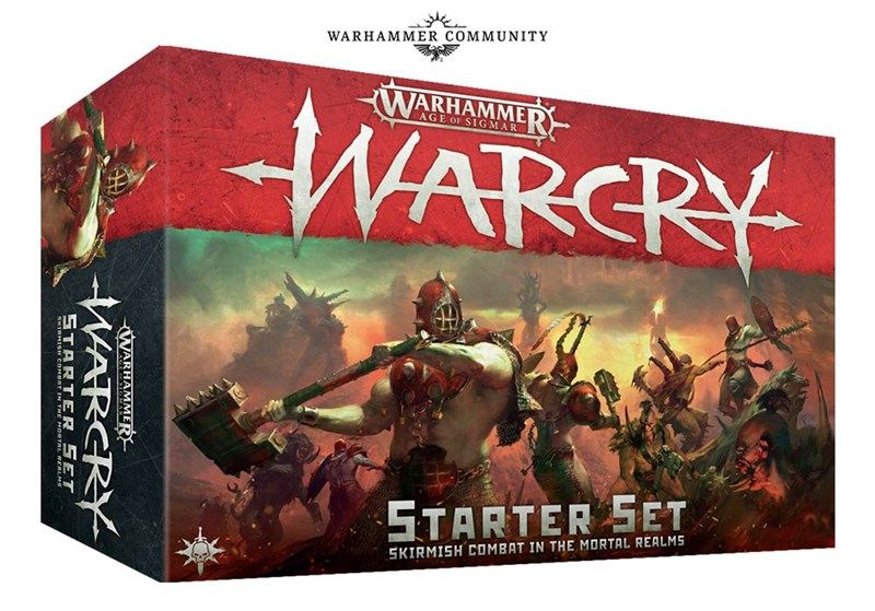 New Games Workshop Previews From GAMA
