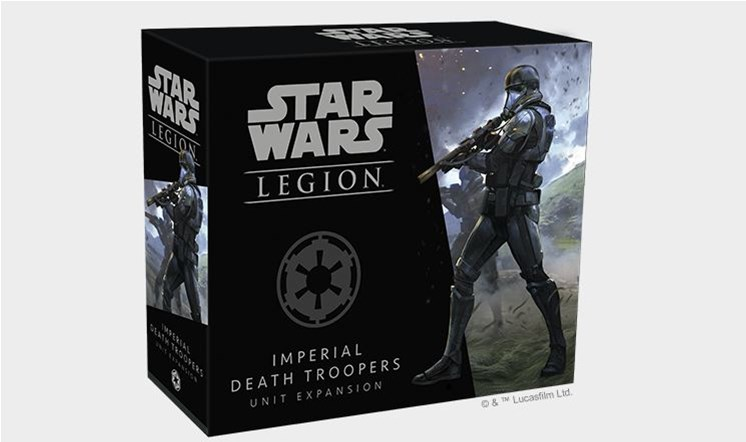 Fantasy Flight Preview Imperial Death Troopers For Star Wars: Legion