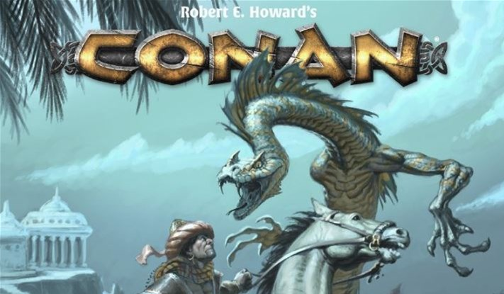 Conan the Brigand Print Version Now Available