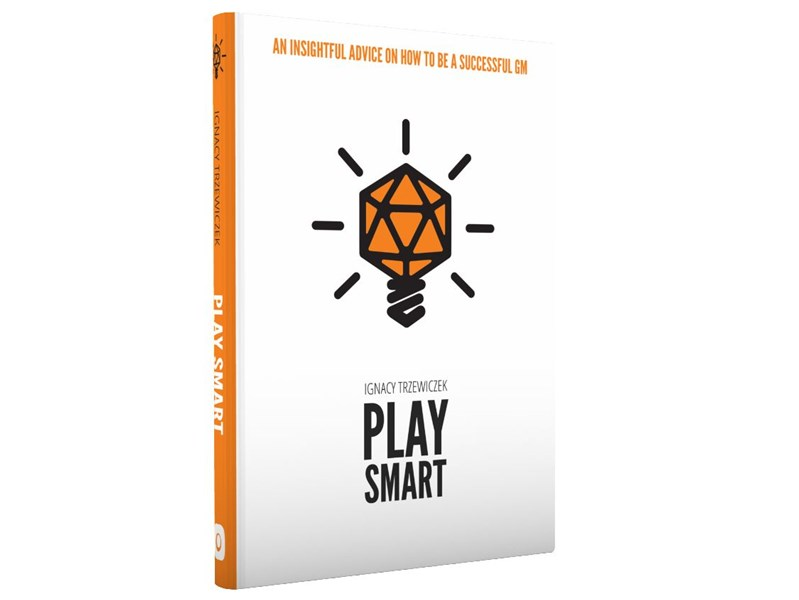 Play Smart: A Game Master's Almanac Getting English Release this Summer