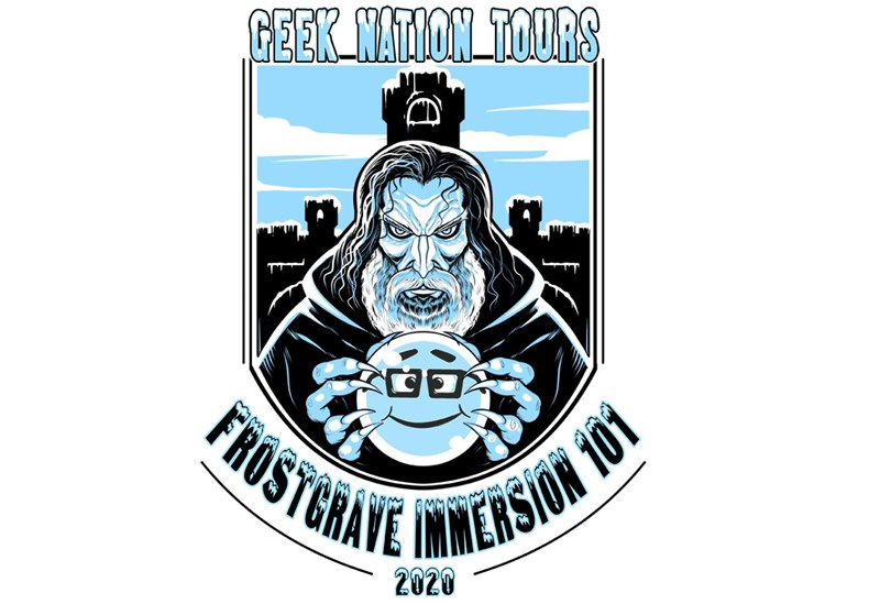 Geek Nation Tours Booking Frostgrave Immersion Tour
