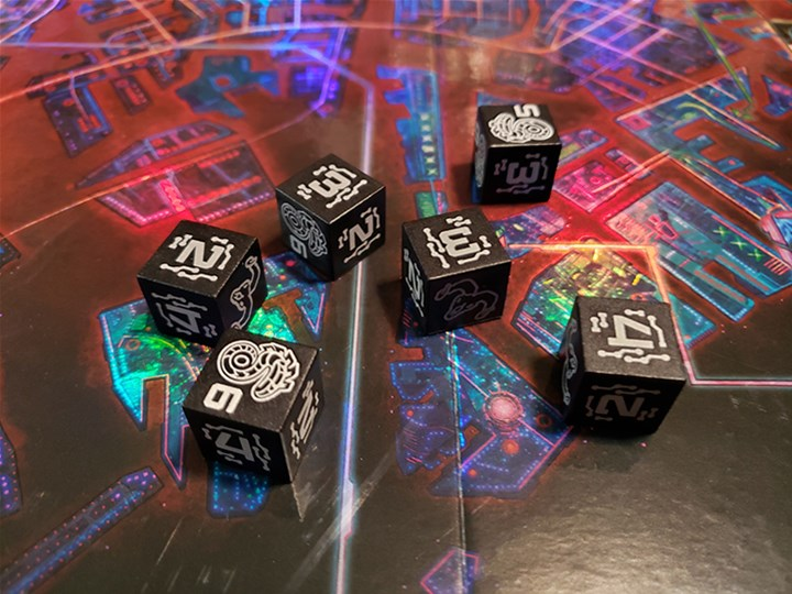 New Limited Edition Dice, Pin, and Sourcebooks Available For Shadowrun
