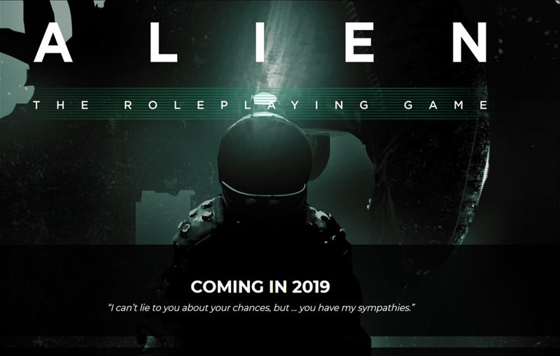 Official Alien RPG Coming This Year