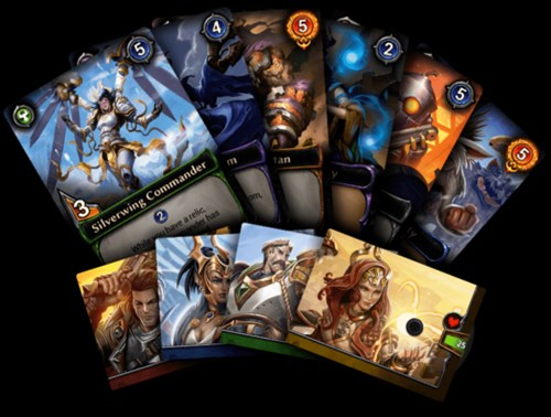 Renegade Game Studios Announces Eternal: Chronicle of the