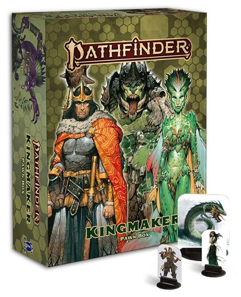 Kingmaker 10th Anniversary Up On Game On Tabletop - Tabletop