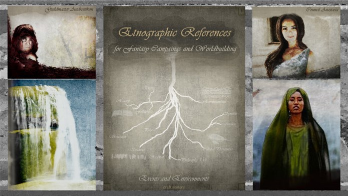 Ethnographic References Supplement Book Up On Indiegogo