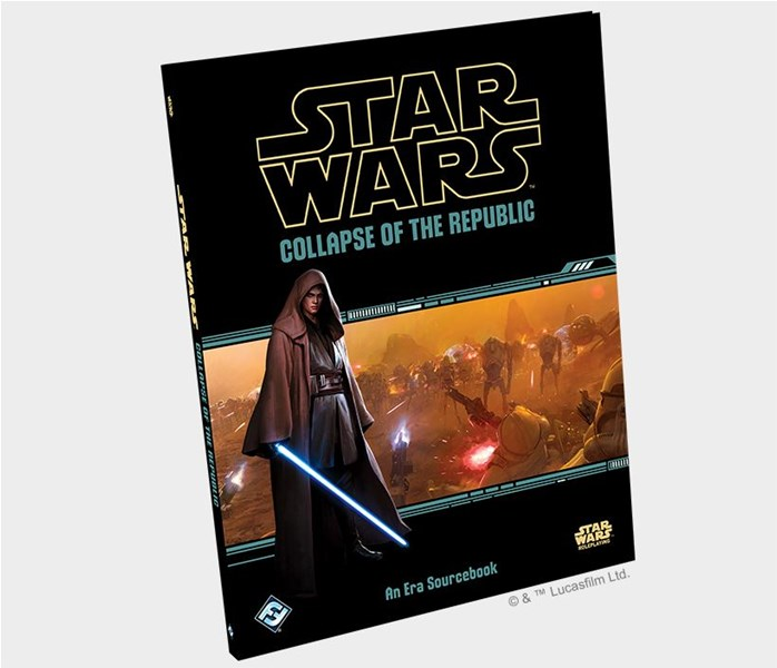 Fantasy Flight Posts New Collapse of the Republic Preview