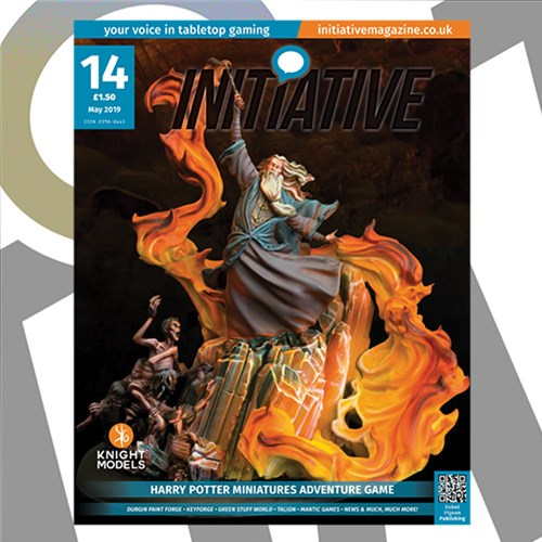 Initiative Magazine Issue 14 Now Available