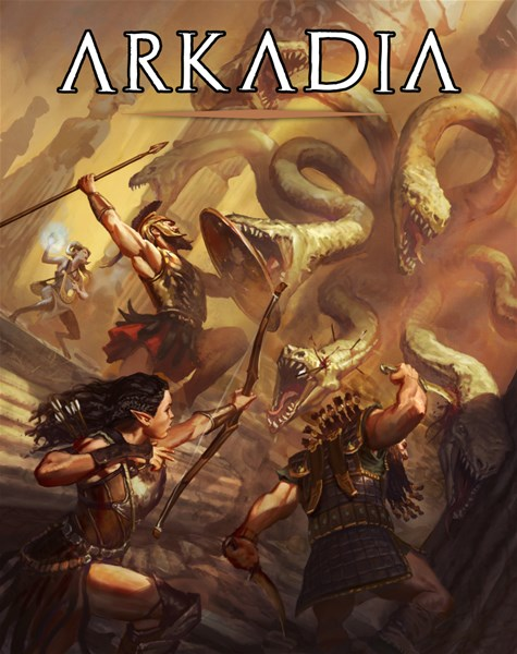 Arkadia Setting Book for 5th Edition Available Now