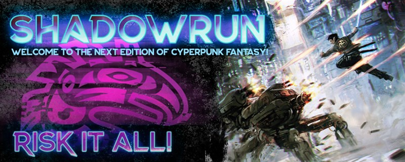 Catalyst Game Labs Posts Shadowrun 6th Edition Q&A