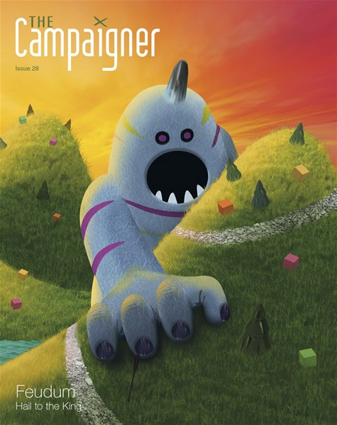 The Campaigner Issue 28 Now Available