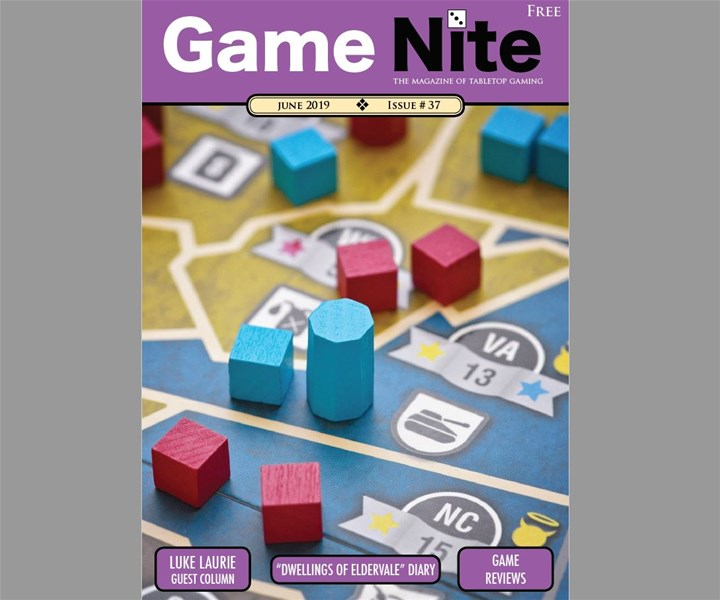 Game Nite Magazine Issue 37 Now Available