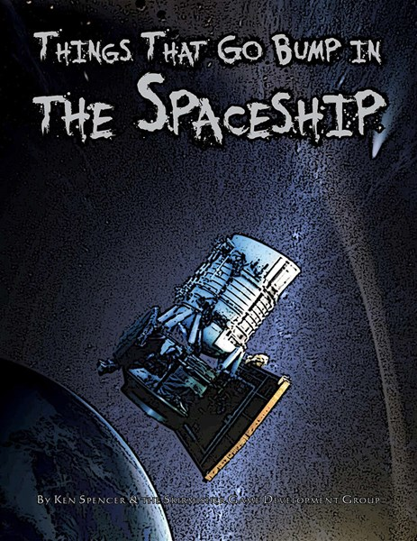 Skirmisher Publishing Releases Things That Go Bump in the Spaceship