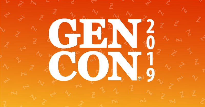 Z-Man Games Posts Gen Con Preview