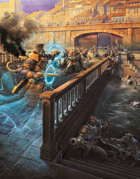 Privateer Press Previews Sons of the Tempest Theme Force for Warmachine