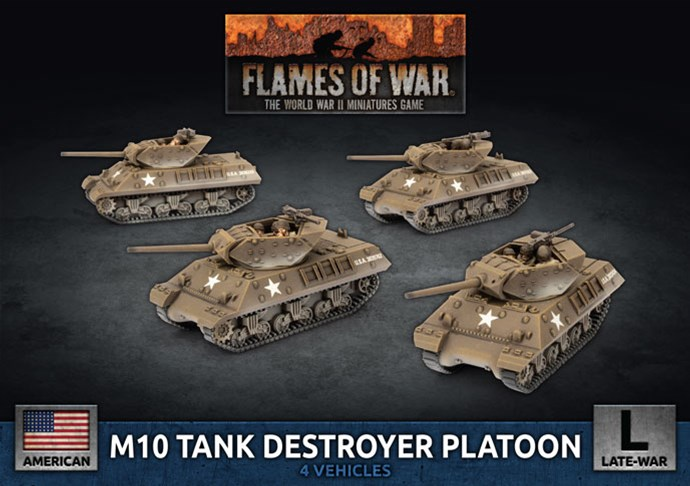 More D-Day Americans Availble For Flames of War