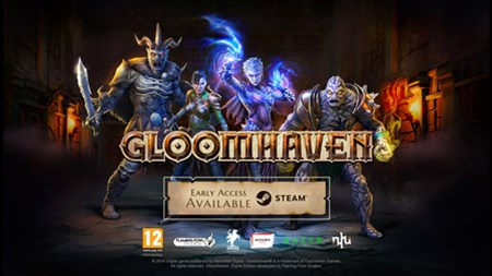 Gloomhaven on Steam Early Access - Tabletop Gaming News – TGN