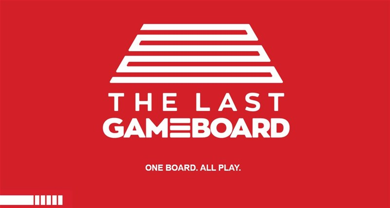 The Last Gameboard Integrated Board Game Consol Coming Soon to Kickstarter