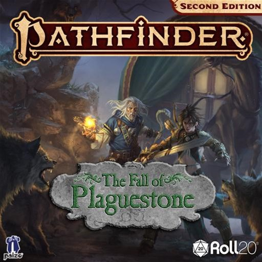Fall of Plaguestone Adventure for Pathfinder 2nd Edition Up