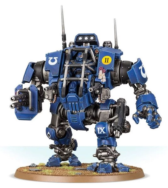 New Space Marines Available To Pre-Order From Games Workshop