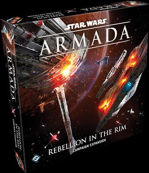 Fantasy Flight Previewis Task Force Commanders in Rebellion in the Rim Expansion for Star Wars: Armada