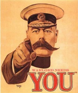 Warlord Games Seeks Account Developer and Manager