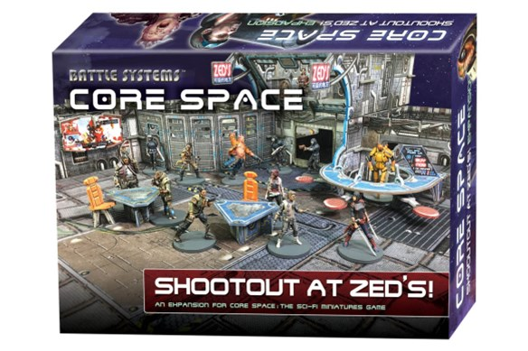 Shootout at Zed's Set For Core Space Coming Next Month