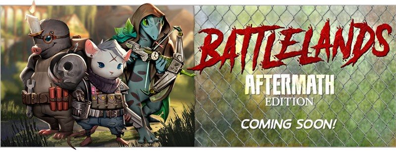 Plaid Hat Games Posts Badlands: Aftermath Edition Preview