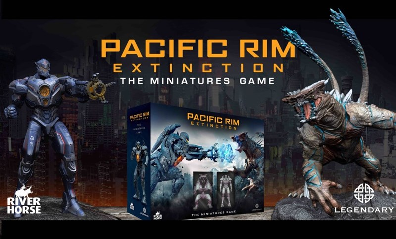 Pacific Rim: Extinction Now Available From River Horse