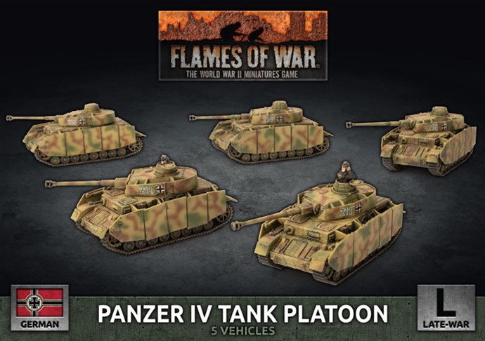 More D-Day Germans Available For Flames of War