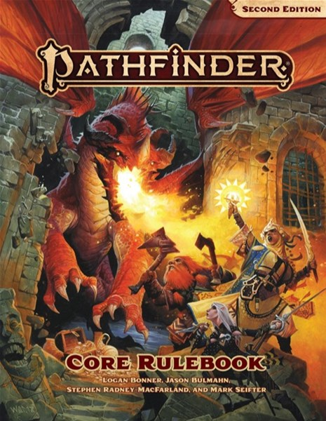 Paizo Posts Pathfinder 2nd Edition Design Diary