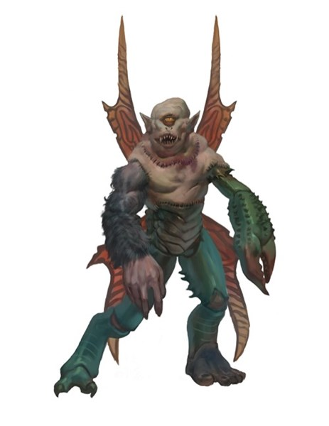 Paizo Posts Rules For Making Monsters and Hazards in Pathfinder 2nd Edition