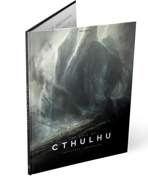 Free League Publishing Releasing The Call of Cthulhu on October 31st