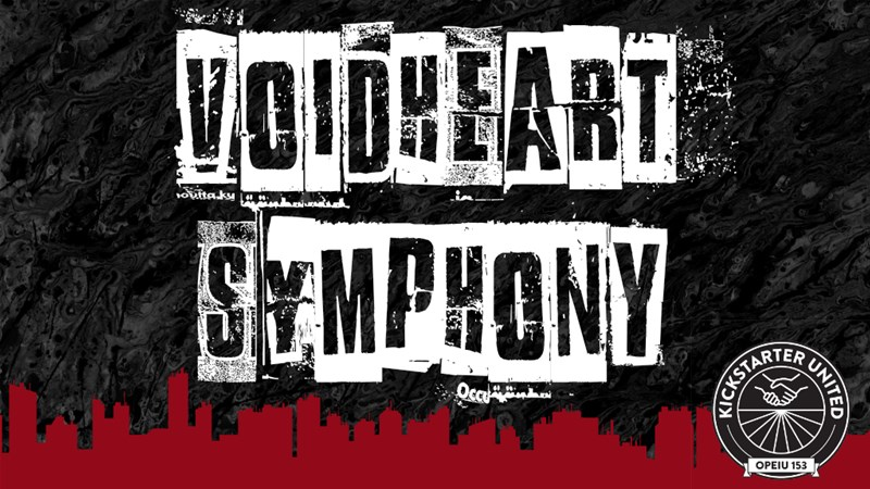 Voidheart Symphony RPG Up On Kickstarter