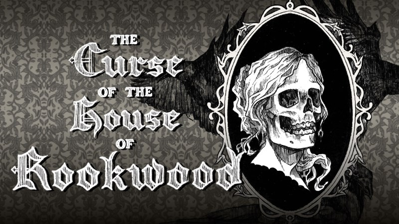 The Curse of the House of Rookwood RPG Up On Kickstarter