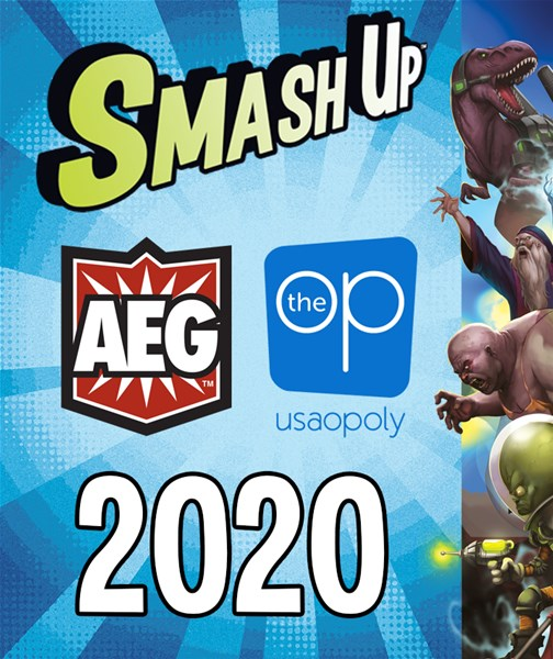 Big Things coming for Smash Up In 2020